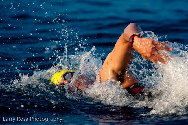 Become a good triathletes involves discipline and a balanced approach to all three sports.