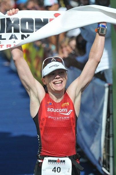 Morrison won in Ironman Lanzarote last Sunday. Photo: Michael Rauschendorfer