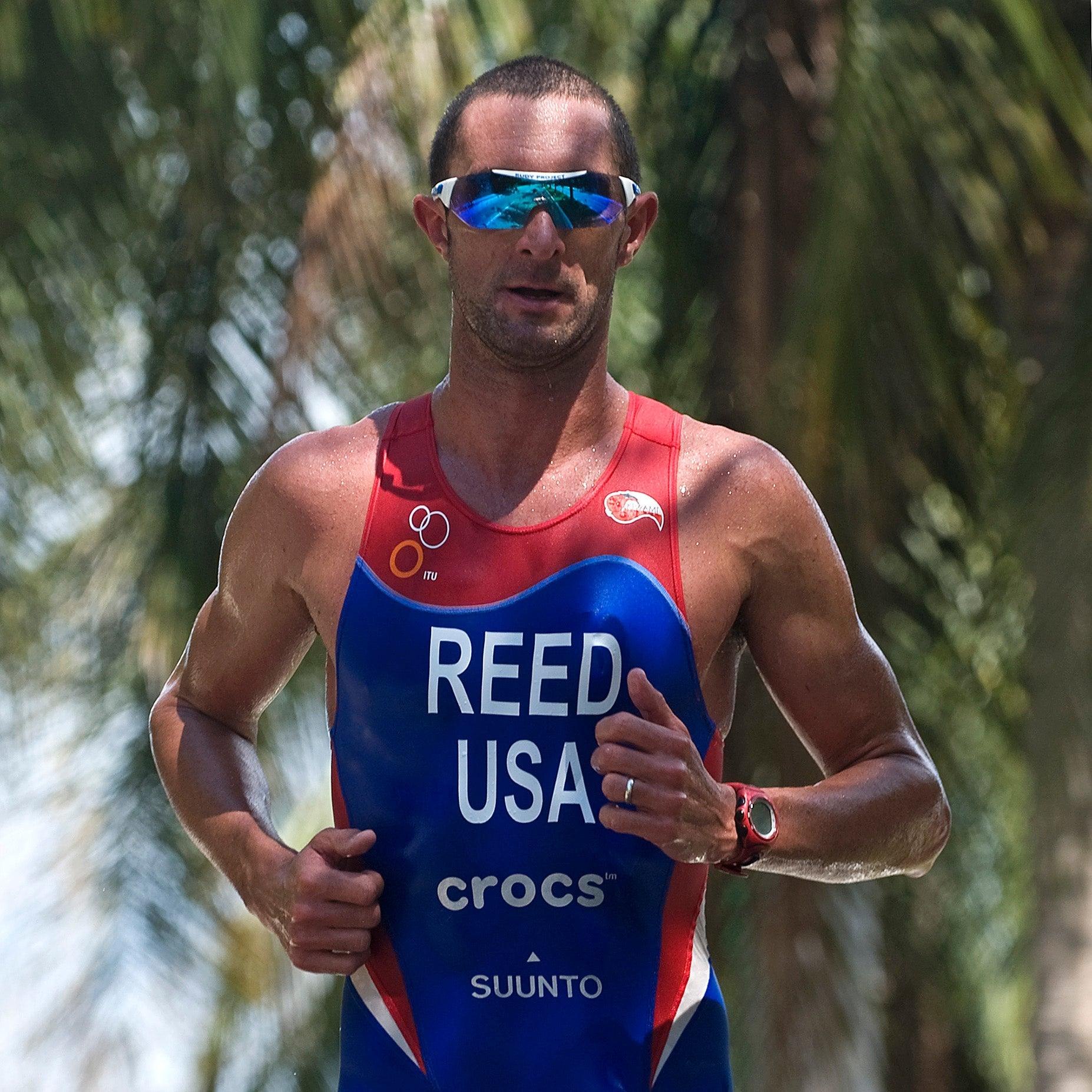 Matt Reed spent 2009 competing in both ITU and non-drafting triathlons. Photo: Triathlon.org