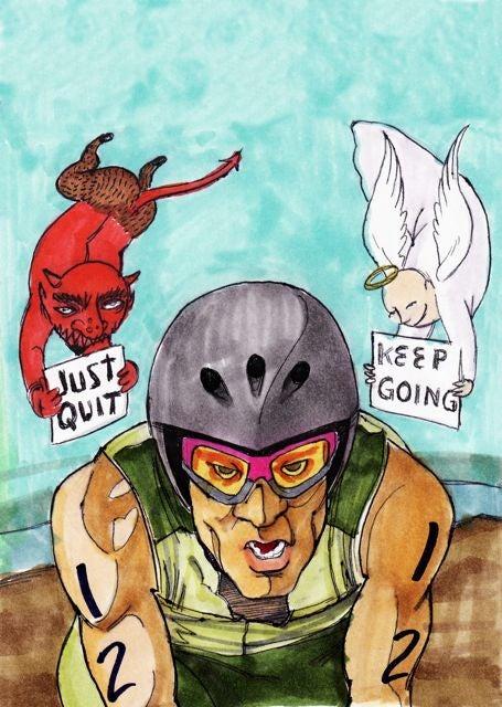 Illustration by Hunter King