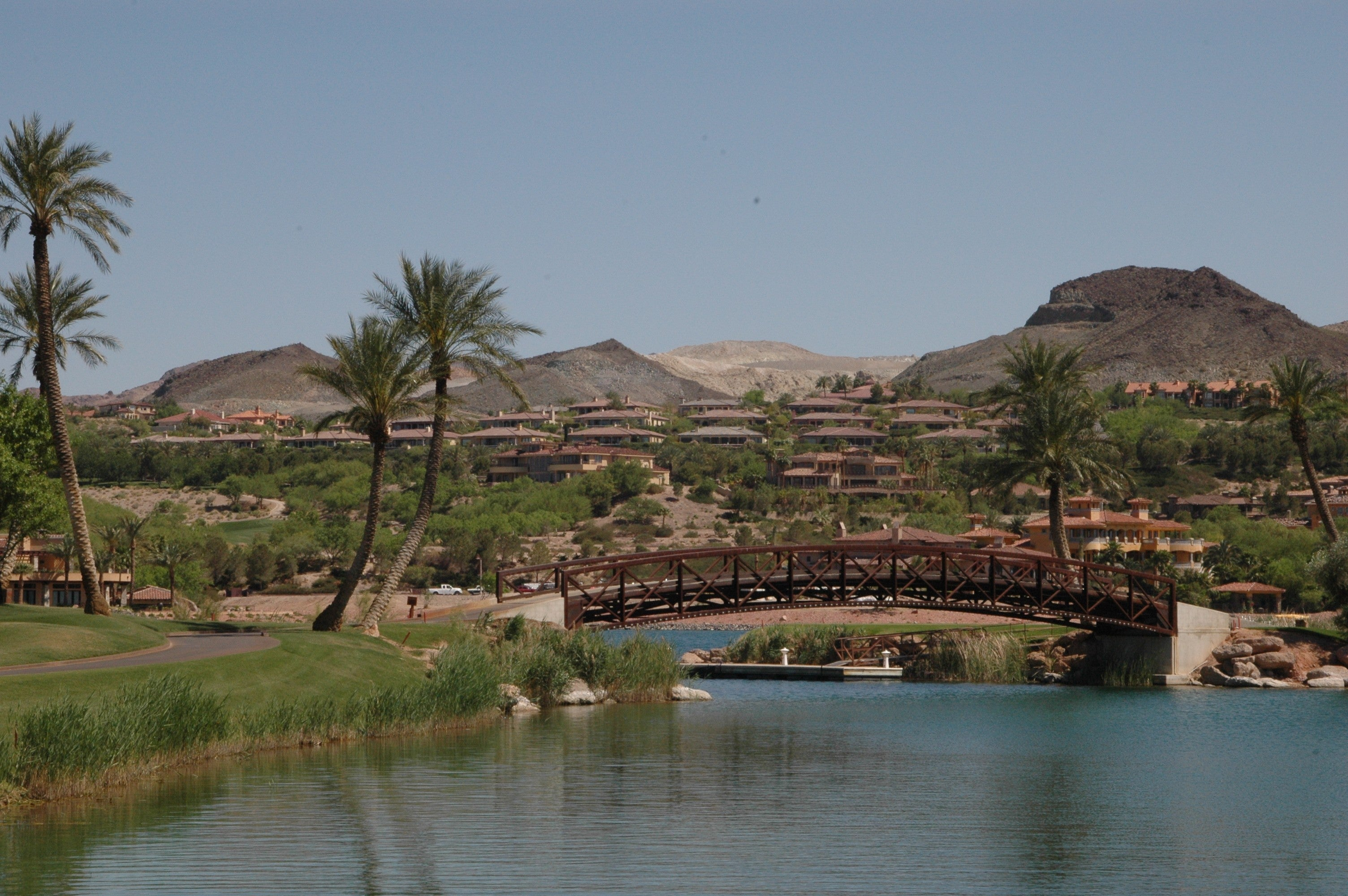 Lake Las Vegas already plays host to several triathlons.
