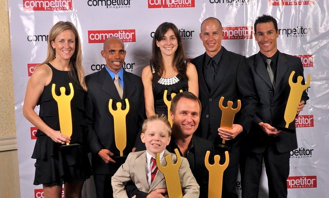 The gala will honor the top accomplishments of endurance athletes in 2010.