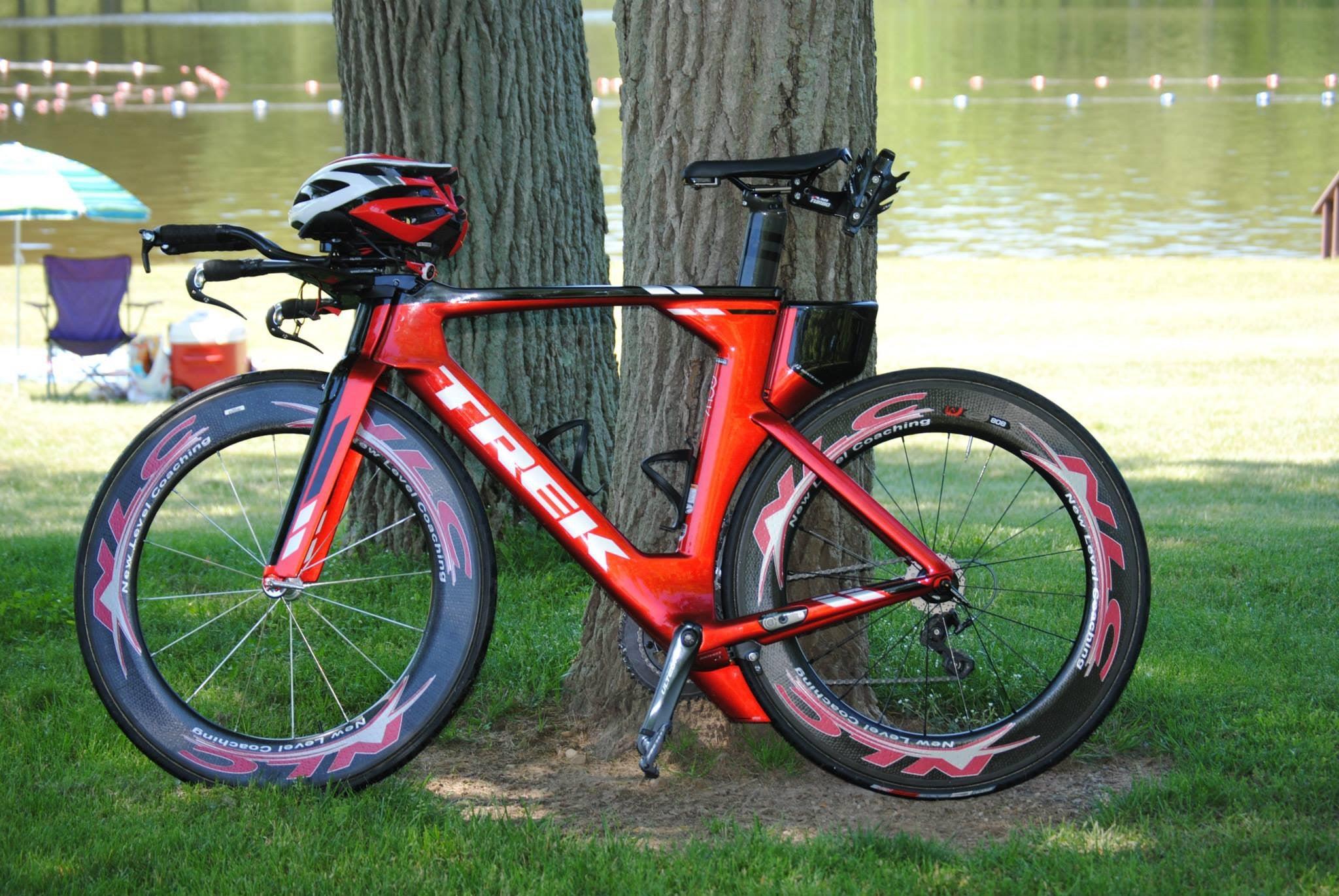 Winspace - New product development - Triathlon Bike