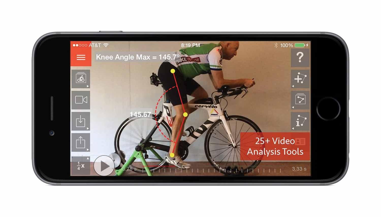 A 5 Bike Fit With The Bike Fast Fit App Triathlete Triathlete