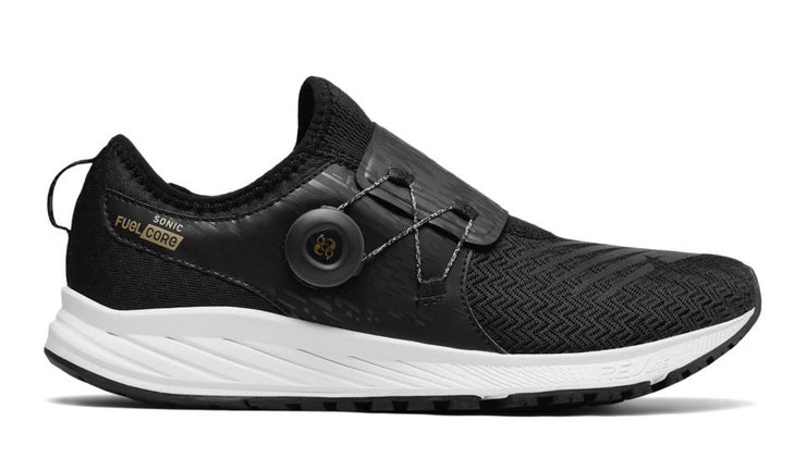 Tested: New Balance's BOA-Equipped FuelCore Sonic – Triathlete