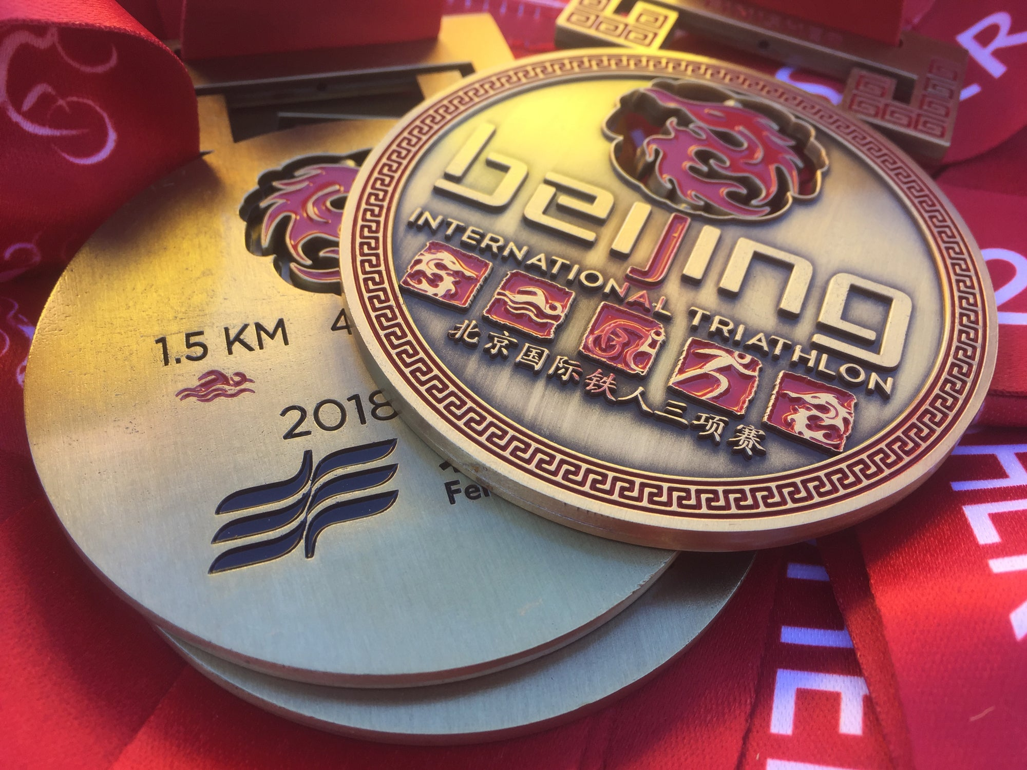 Triathlon in China