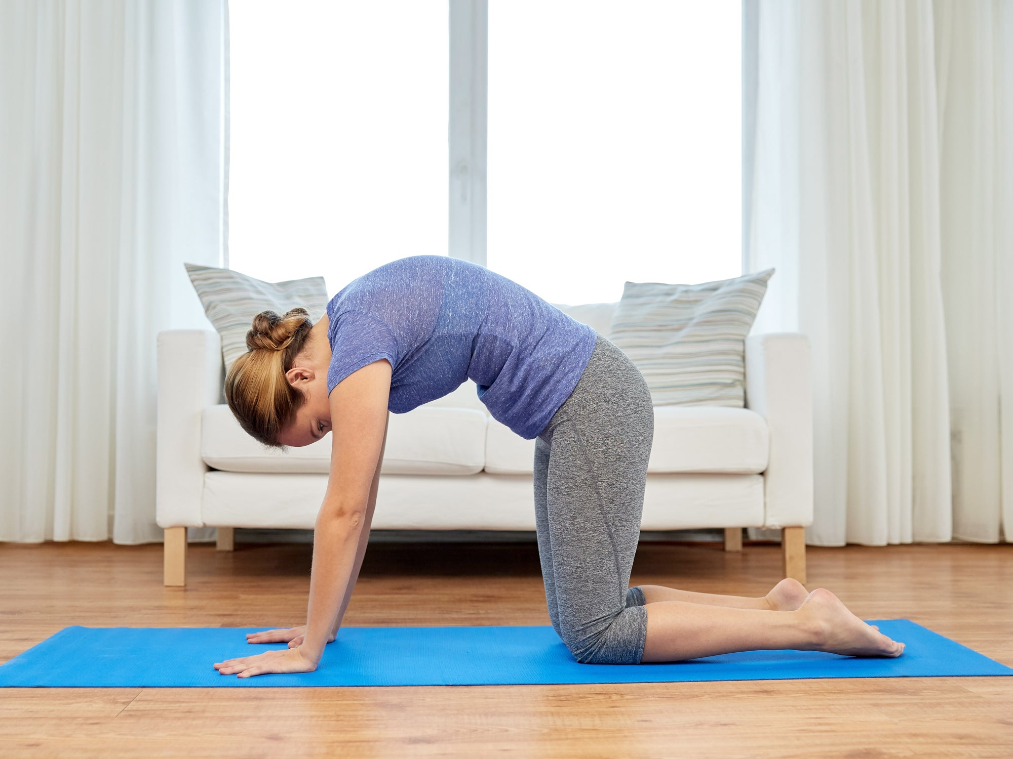 yoga moves for triathletes