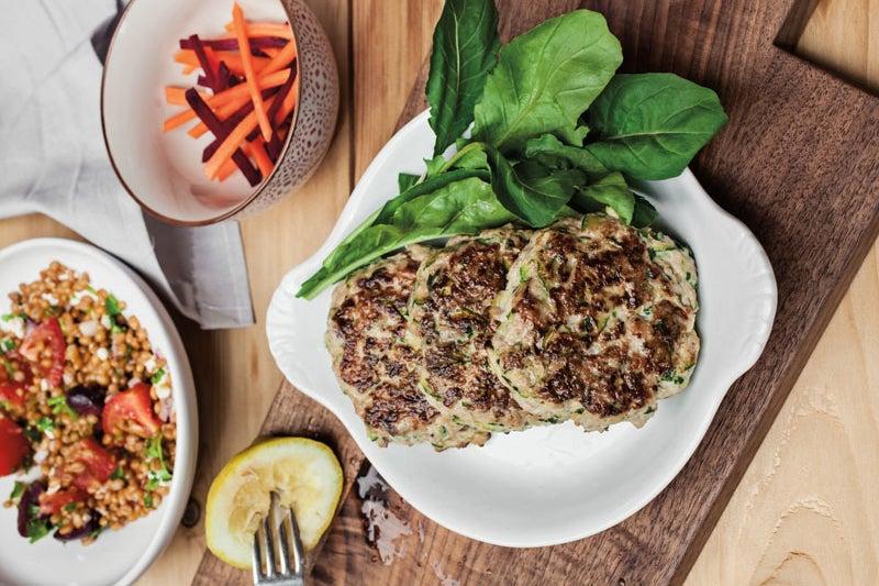 Recipe High Protein Lean Turkey Burgers Triathlete Triathlete