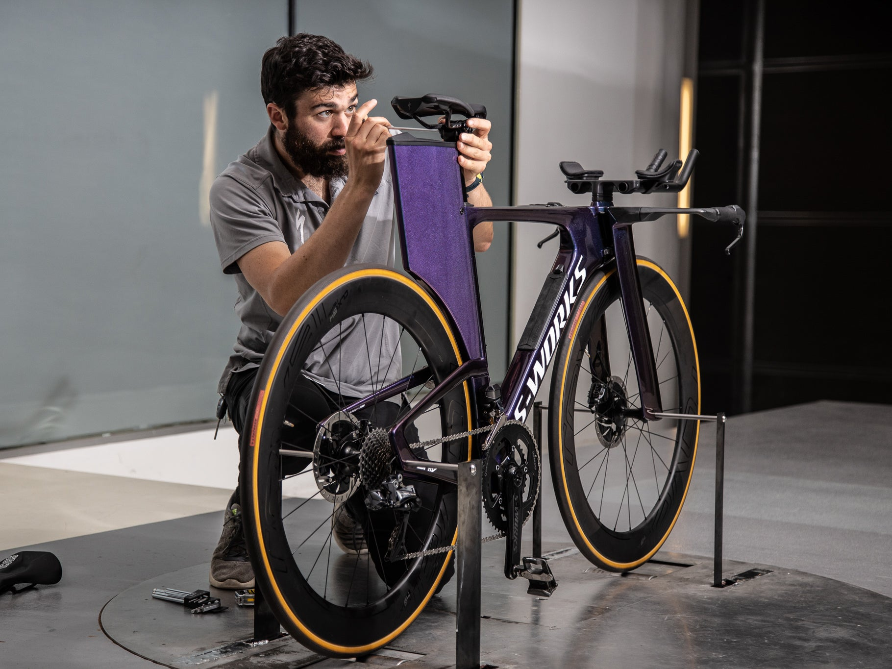 get aero without a wind tunnel
