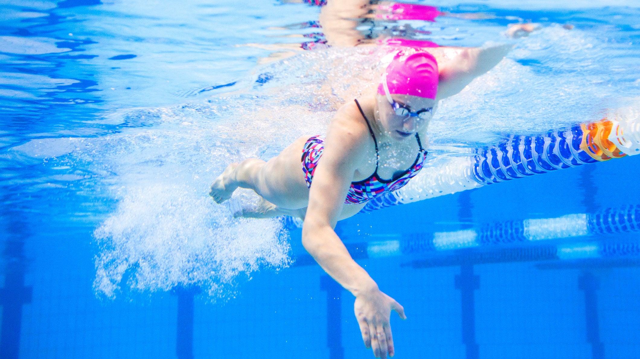 Weekend Swim Workout: No Walls Drill – Triathlete