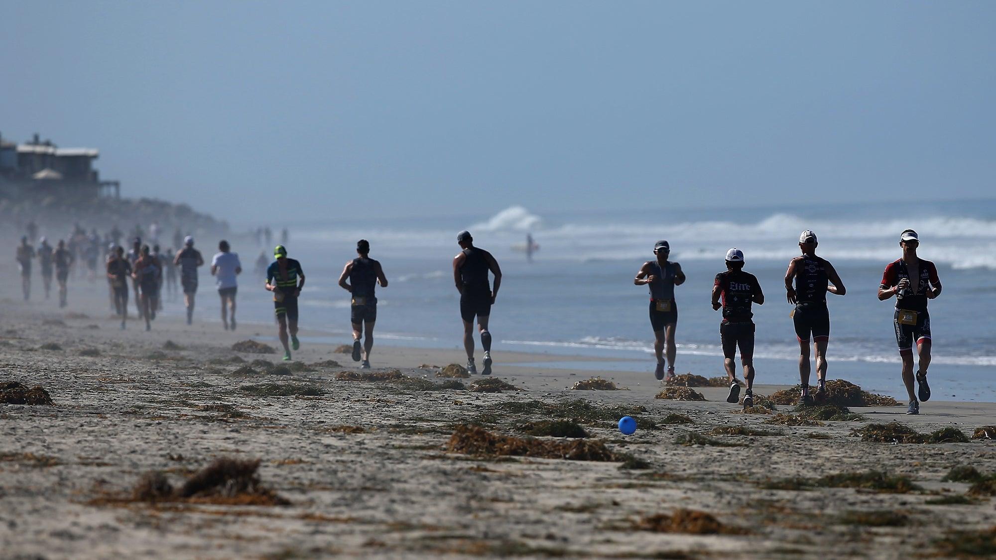 fall half-iron-distance triathlons