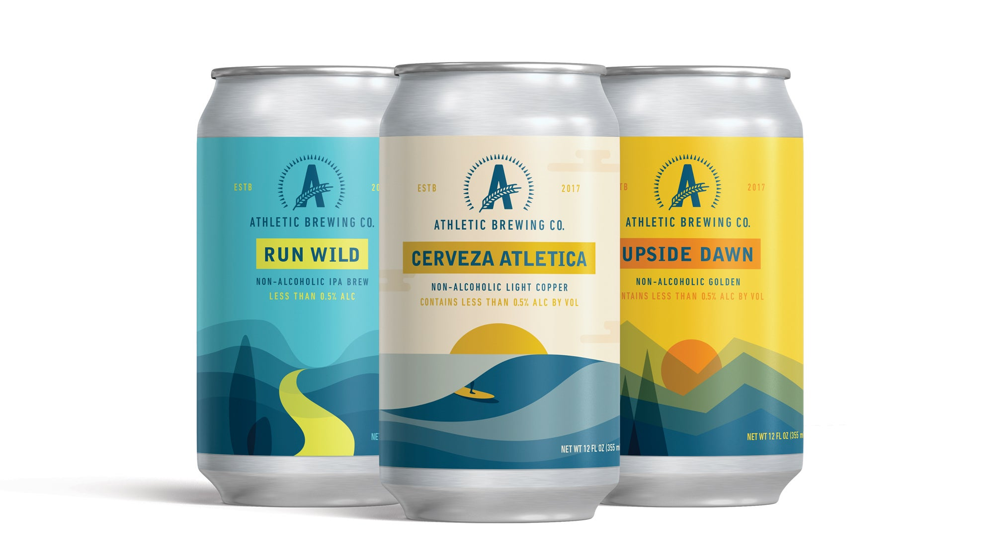 Non-Alcoholic Craft Beers