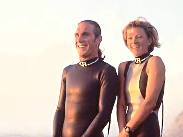 wetsuit technology