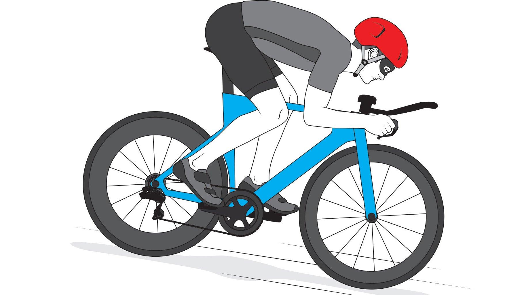 bike descent