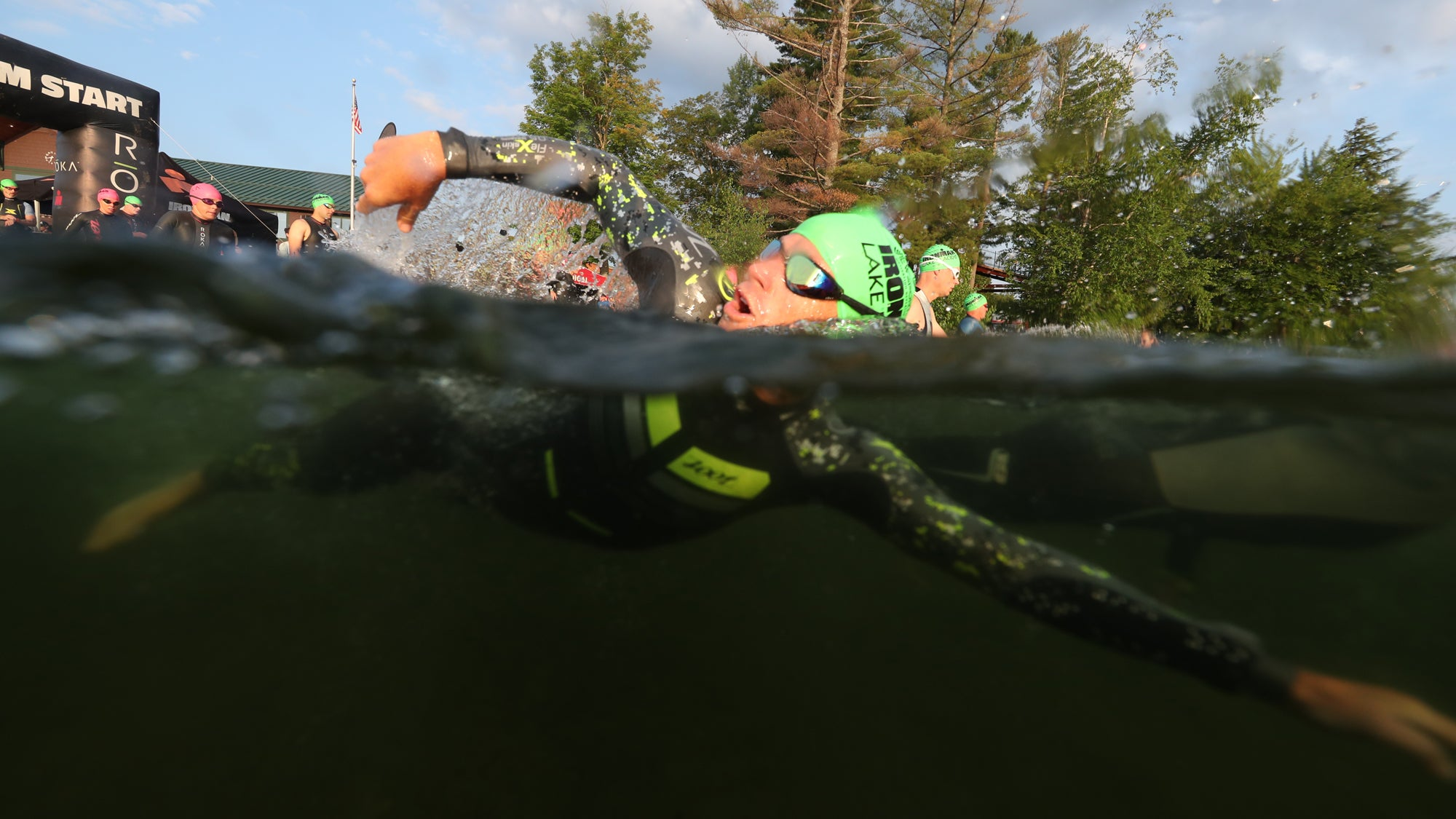 Ask a Gear Guru: What Is the Best Fall Cold-Water Swim Gear? - Triathlete