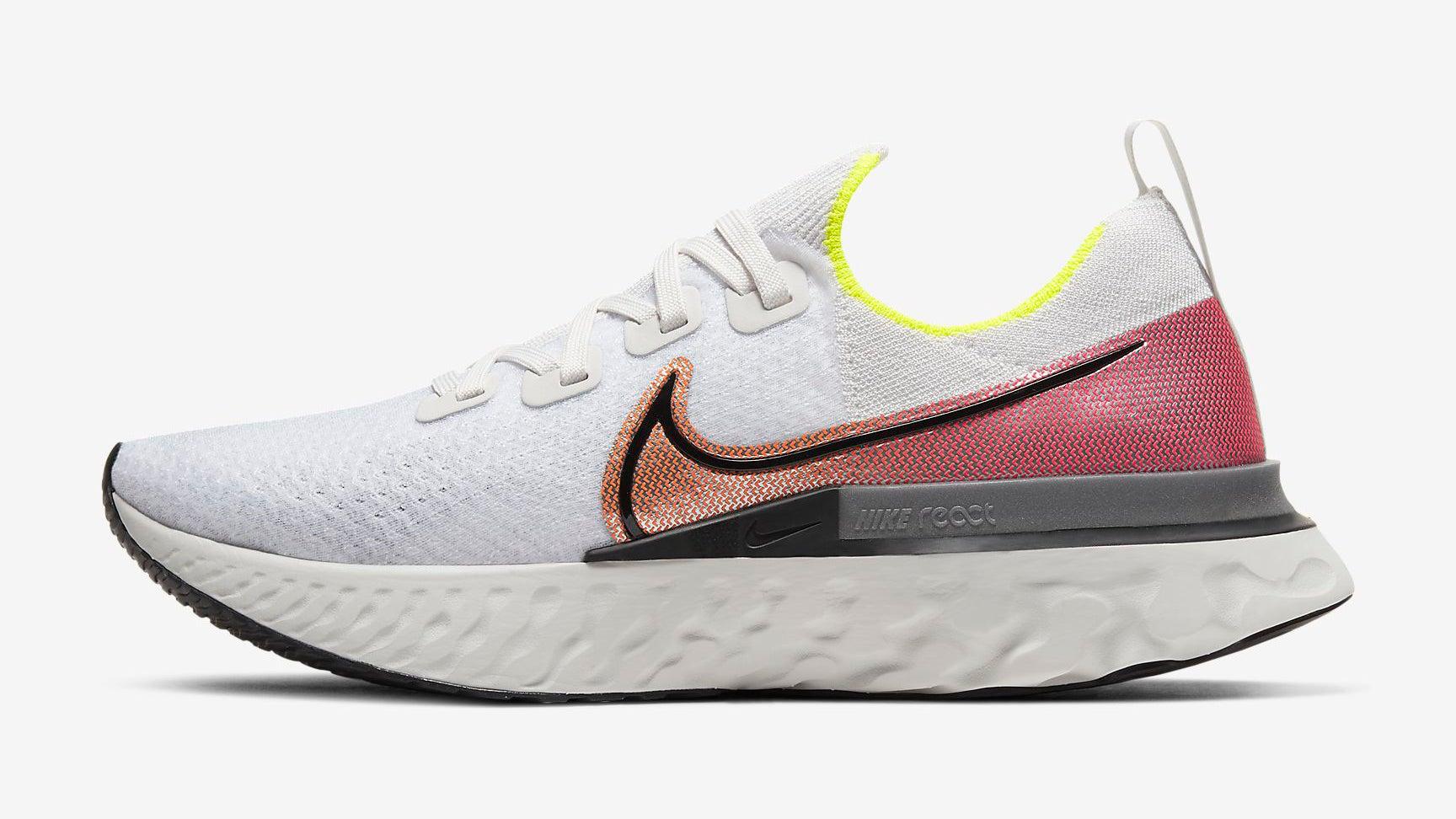 Nike React Infinity Run Flyknit Shoes