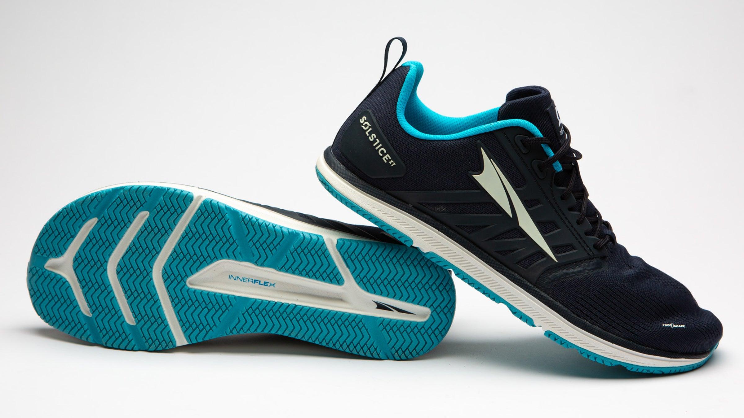 Altra Solstice XT, lightweight running shoes