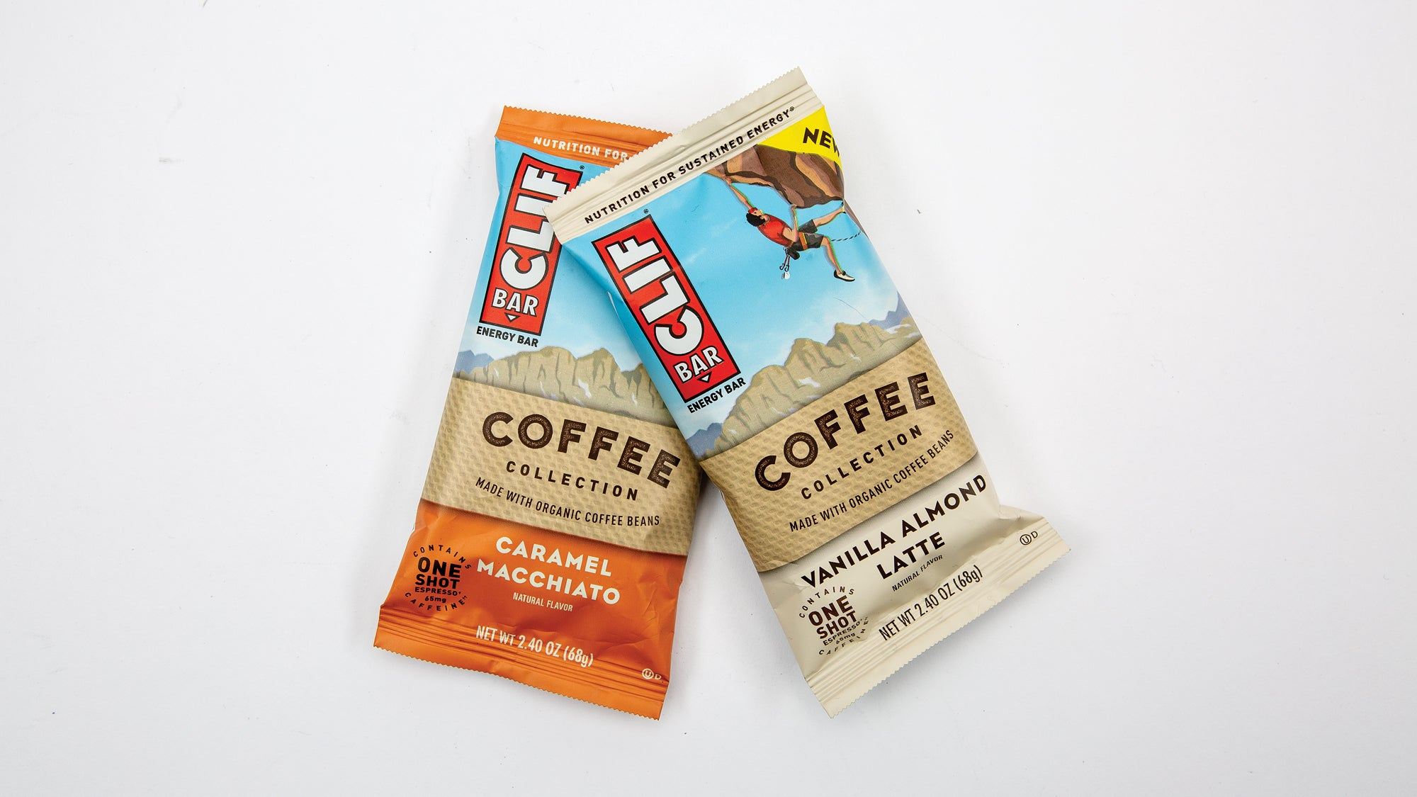 caffeinated nutrition products