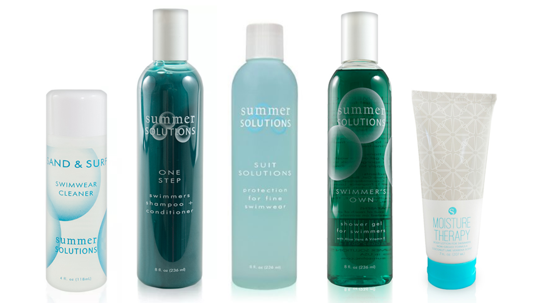 best combo shampoo conditioner for swimmers