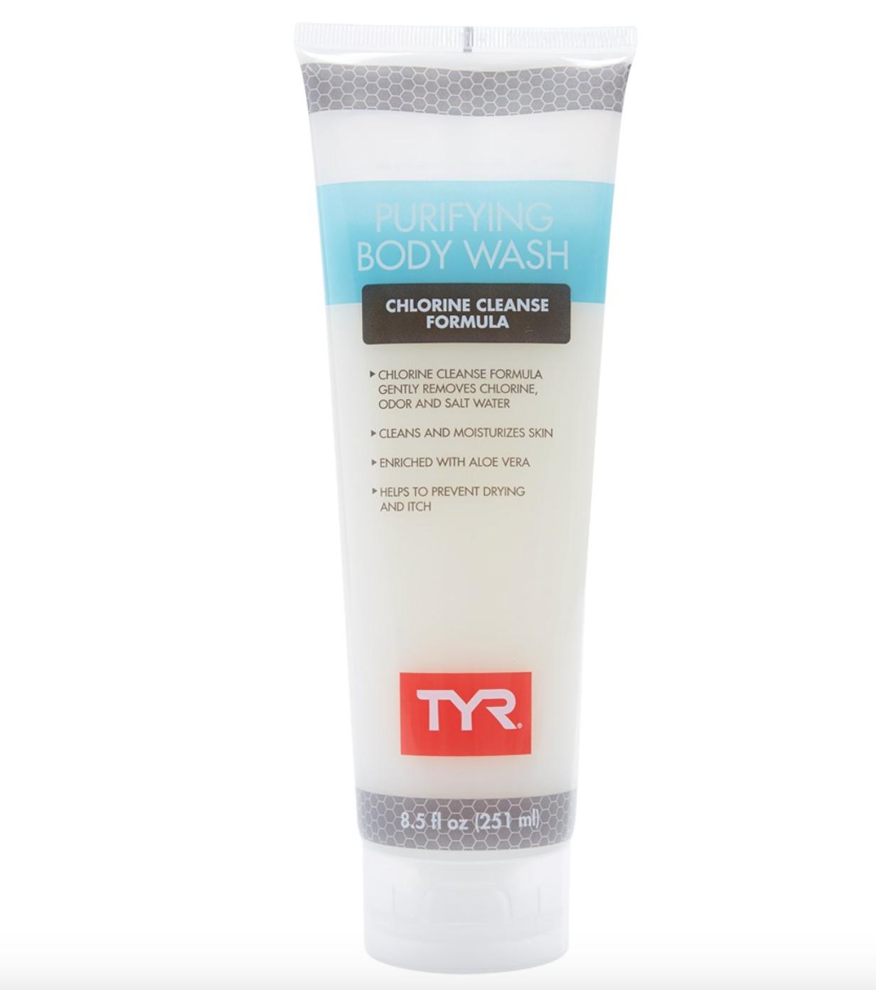 best moisturizing soap for swimmers