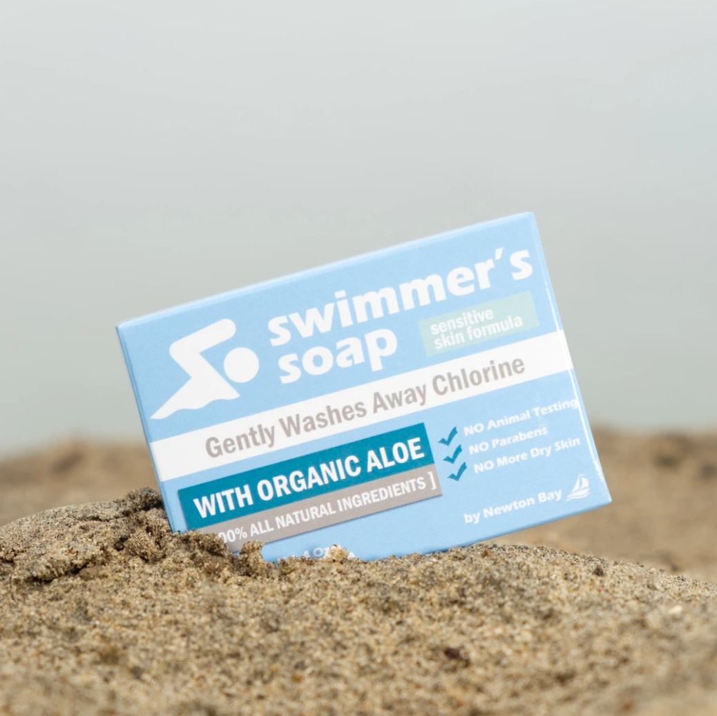 best all natural soap for swimmers