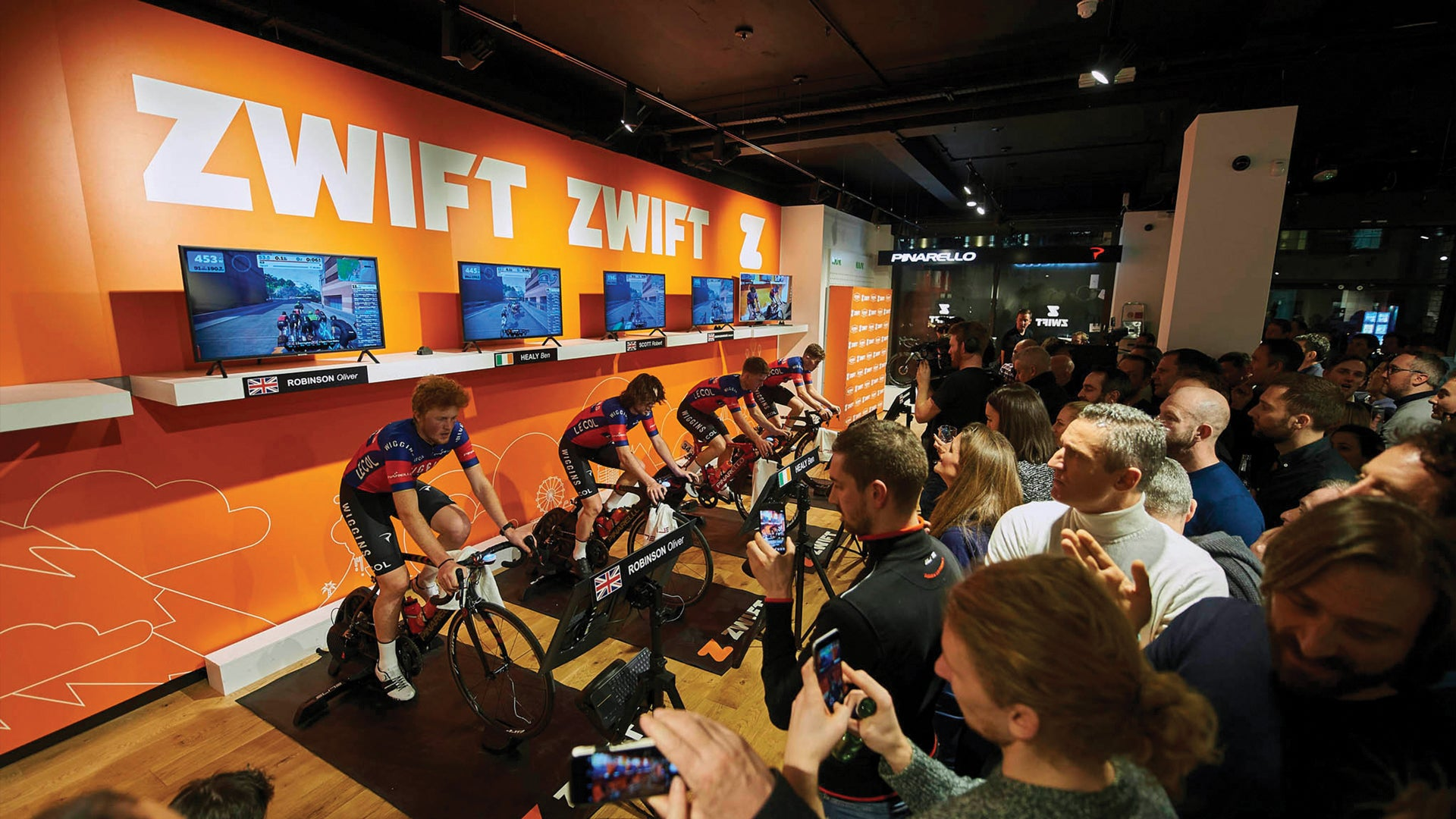 Zwift Cyclists League