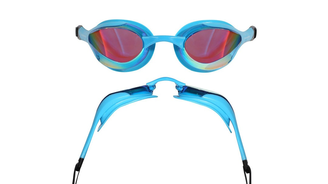 Pool and Open Water Swimming for Triathlon blueseventy Hydra Vision Goggles