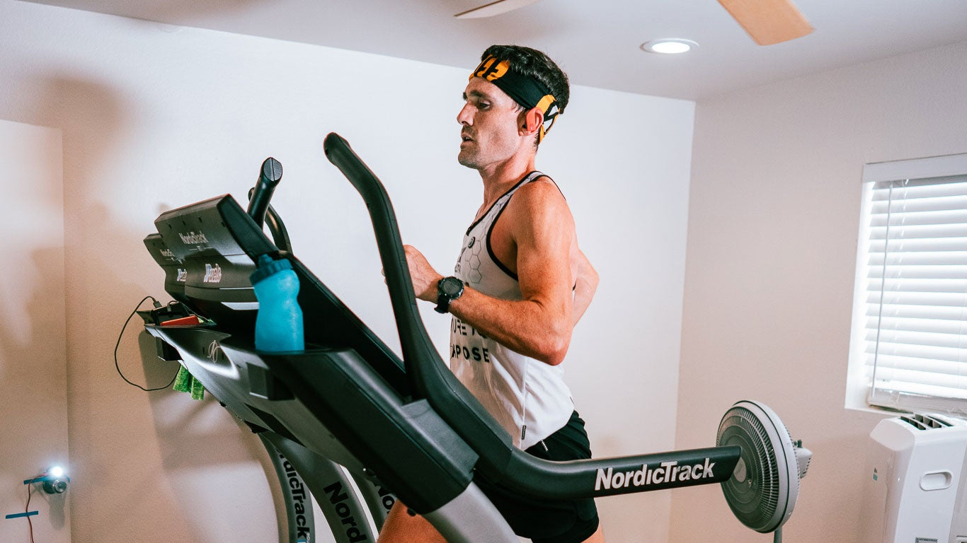 Gearing Up for a Virtual Event? Get Inspired By This World Record Holder - Triathlete
