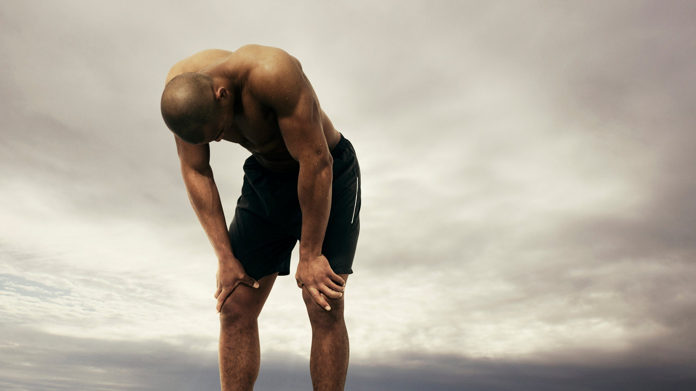 Hands on Knees Is Best Recovery Posture – Triathlete