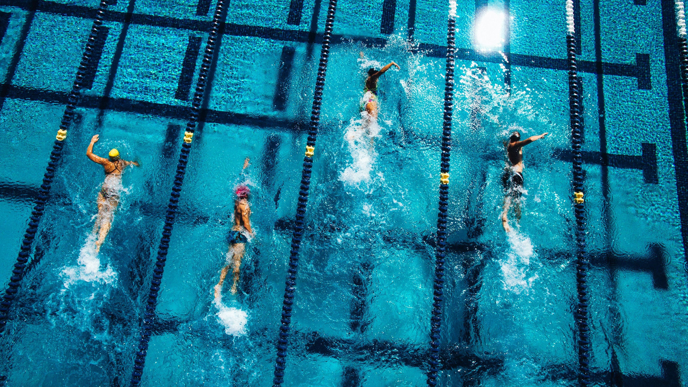 Critical Speed: Swim Faster With Less Work – Triathlete