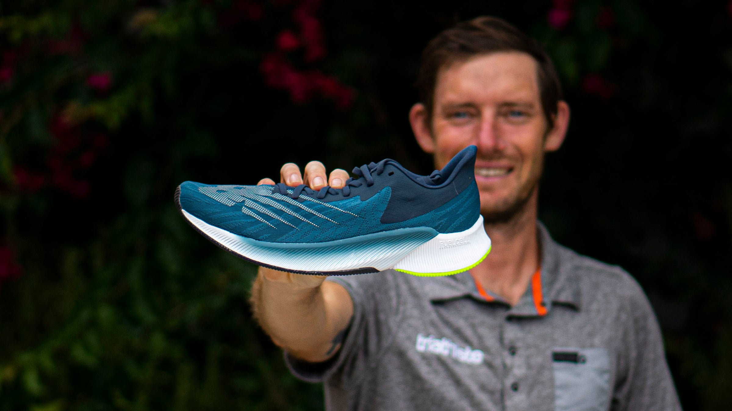 Reviewed: New Balance's New FuelCell Prism - Triathlete
