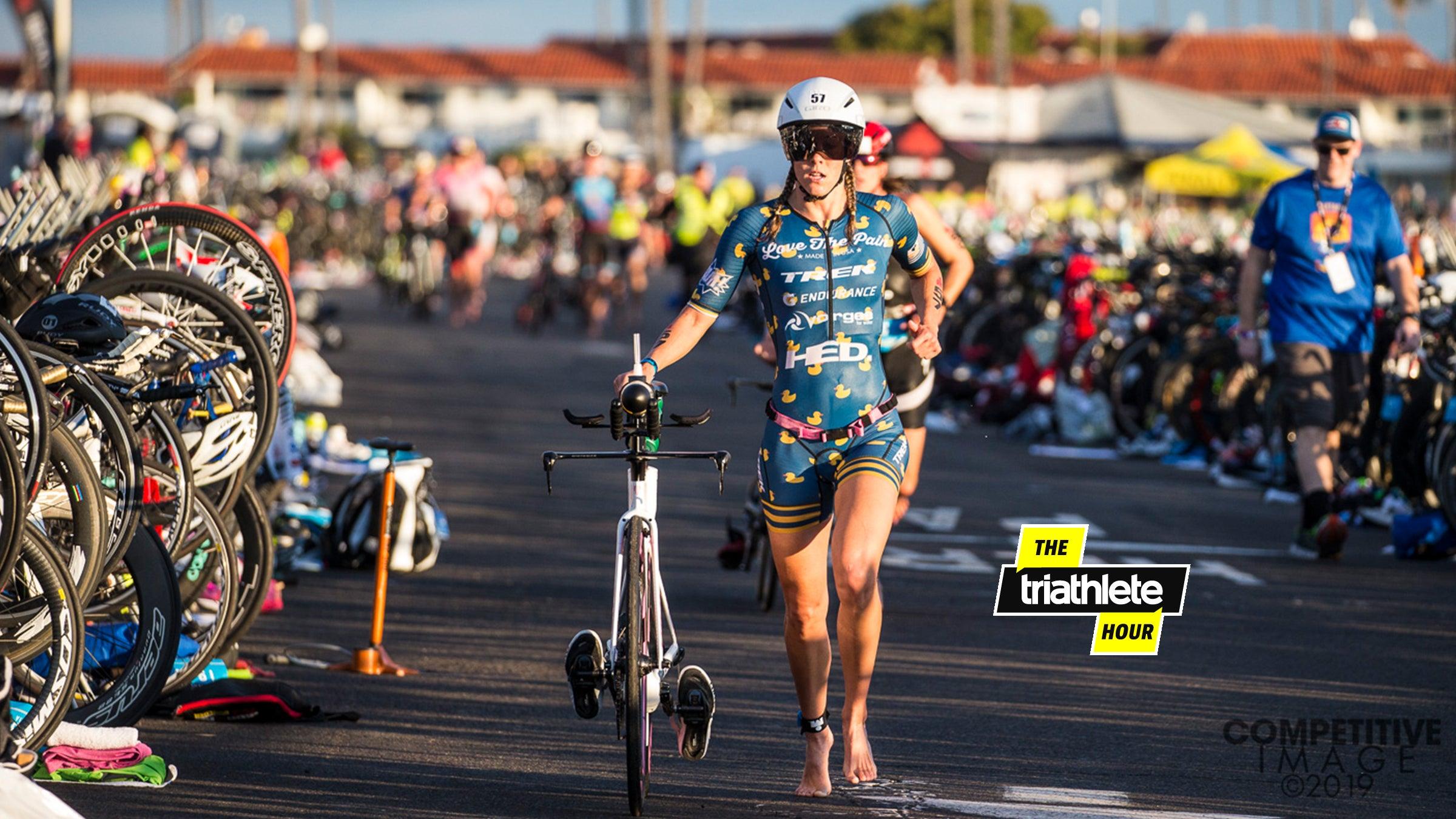 The Triathlete Hour Podcast: Ellie Salthouse Enjoys The Journey – Triathlete