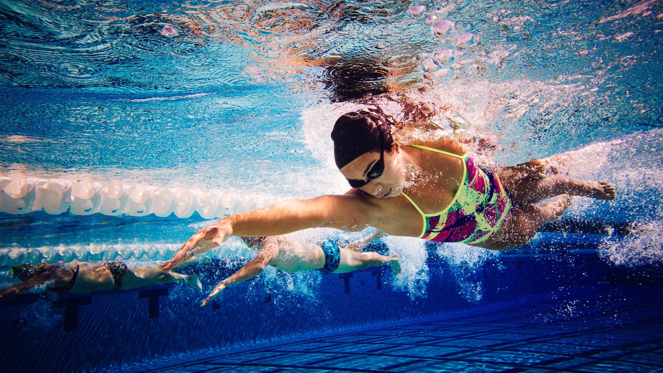 One-Hour Workout: Building Swim Speed – Triathlete