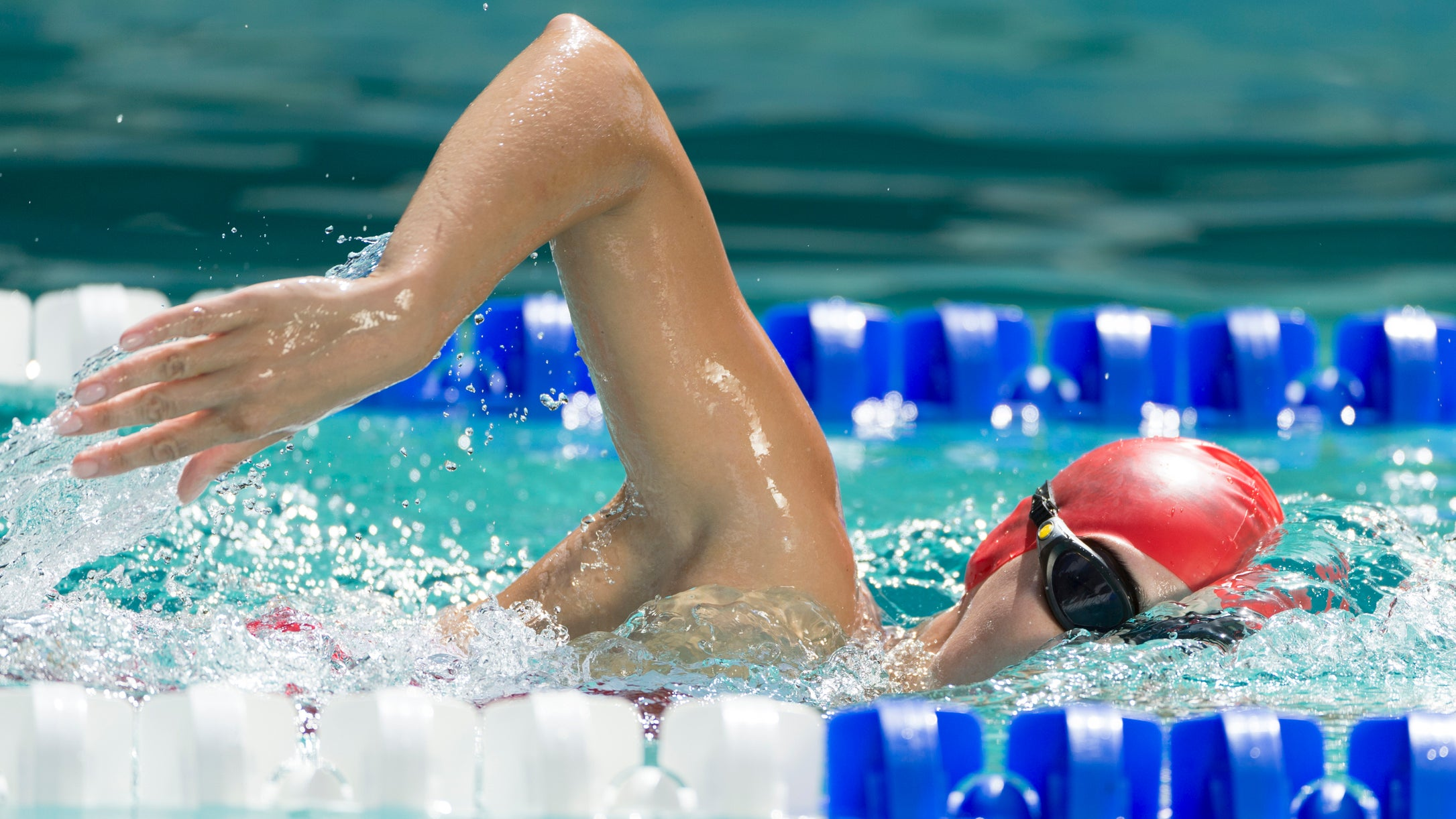 Weekend Swim Workout: 500 Fast For Time – Triathlete