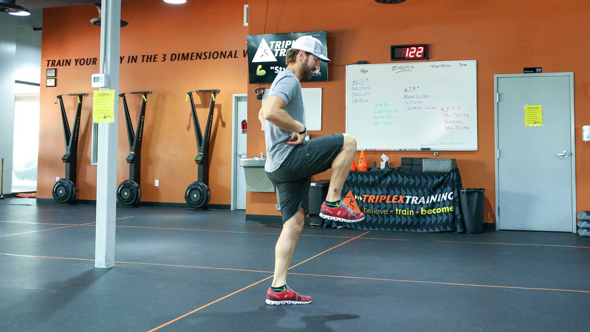 Strength Training Warm-Up: How To Do It Properly – Triathlete