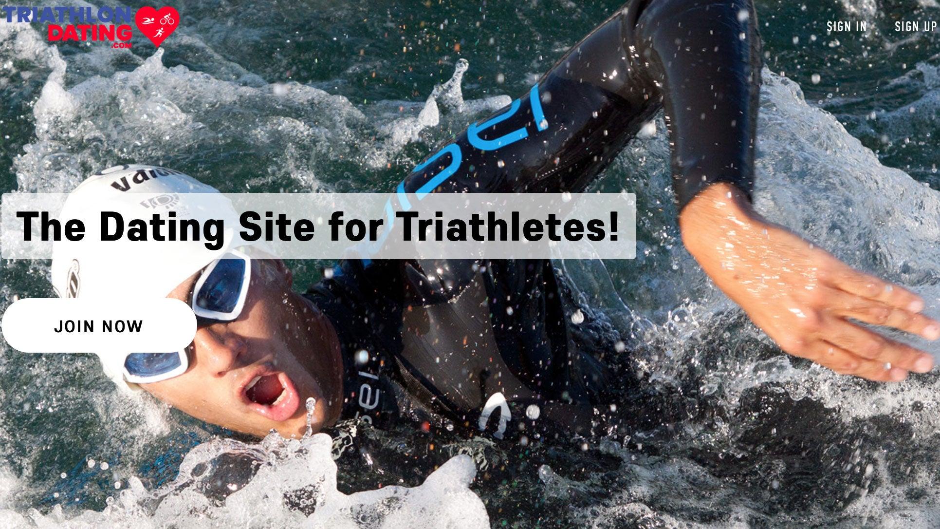 triathlon dating website