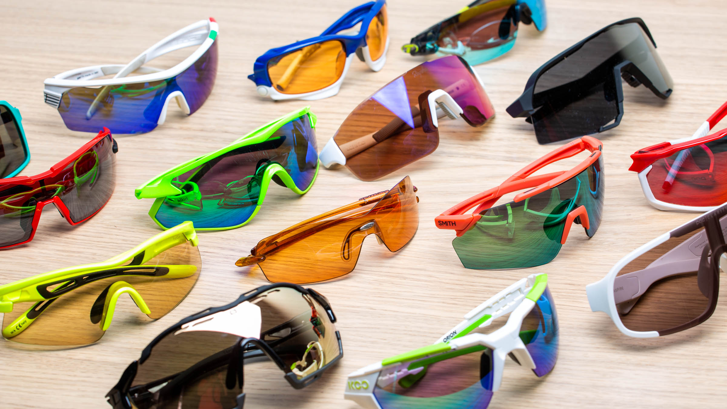 Cycling Sunglasses Tested for UV, Polarization, and Clarity – Triathlete