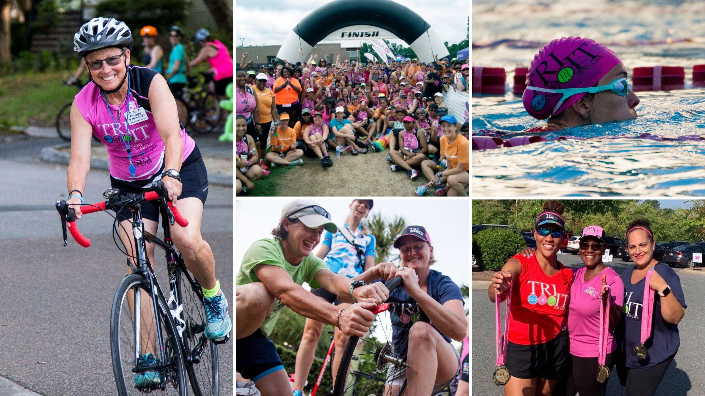 Club Hub: Tri it For Life, Inc. – Triathlete