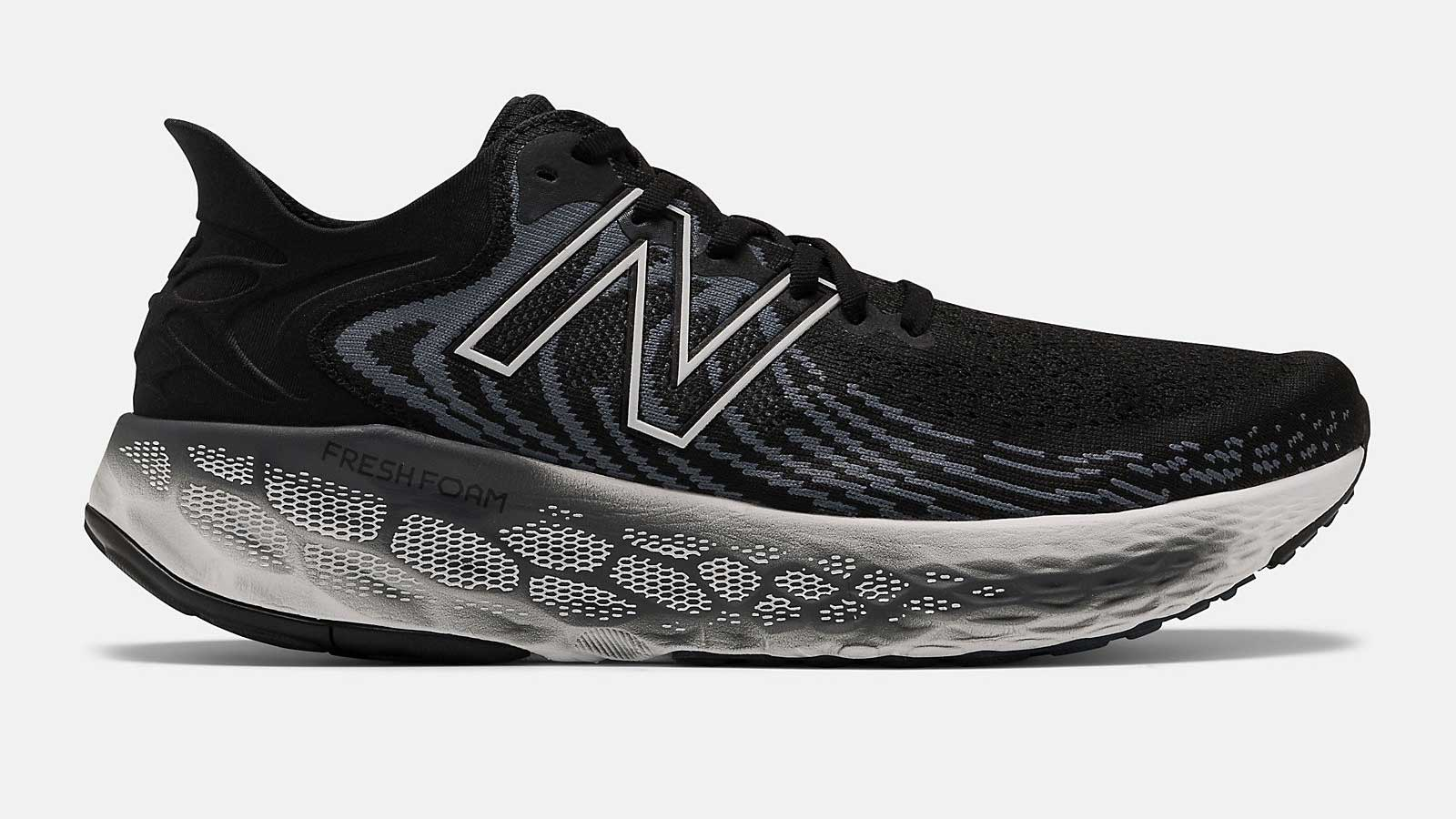 The New Balance 1080v11, a great new road shoe to consider when it's time to replace running shoes.
