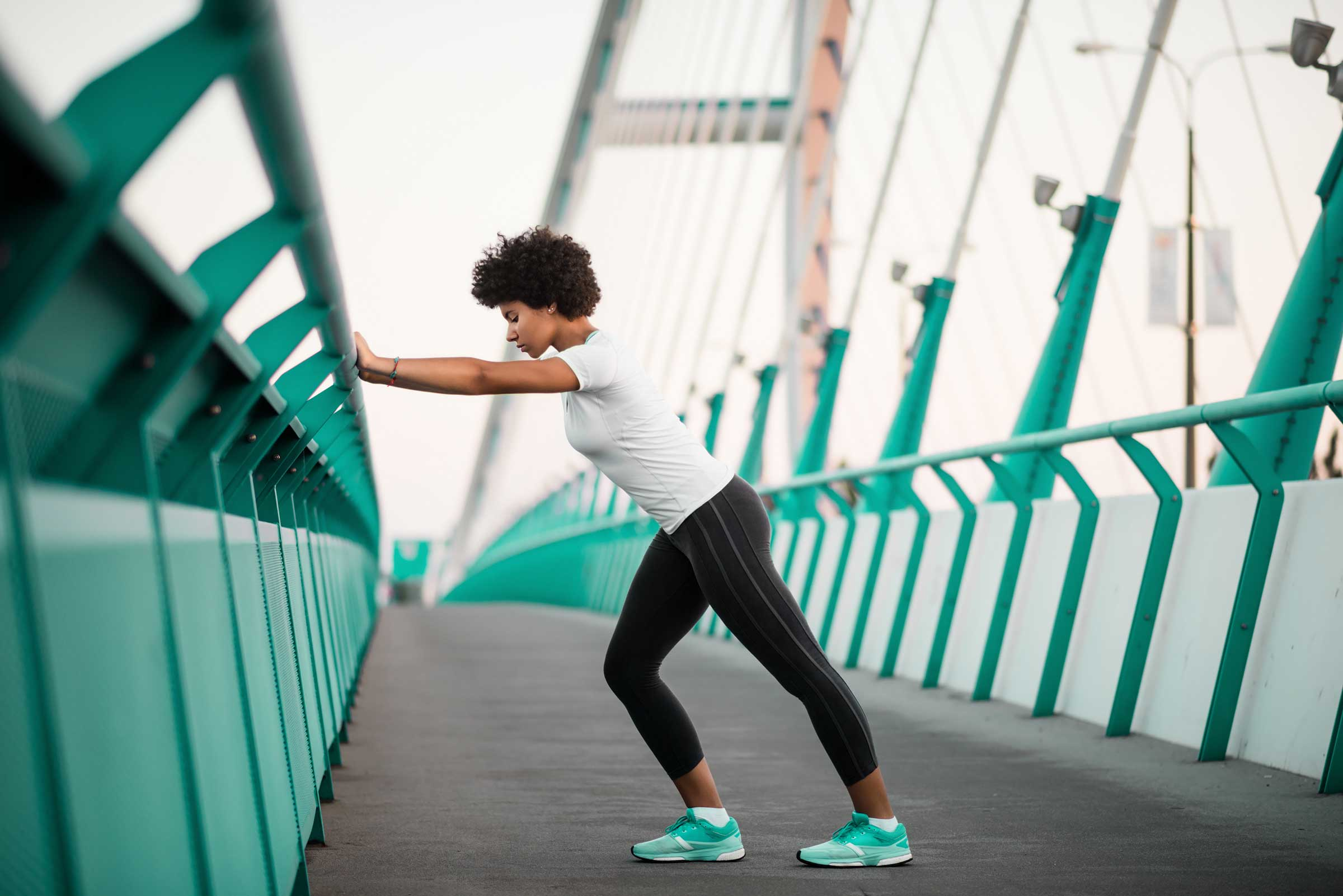 The Ultimate Guide to Stretching Before & After a Run