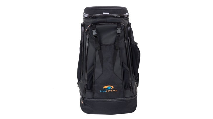 This Blueseventy Helix bag made our list of the best transition bags.