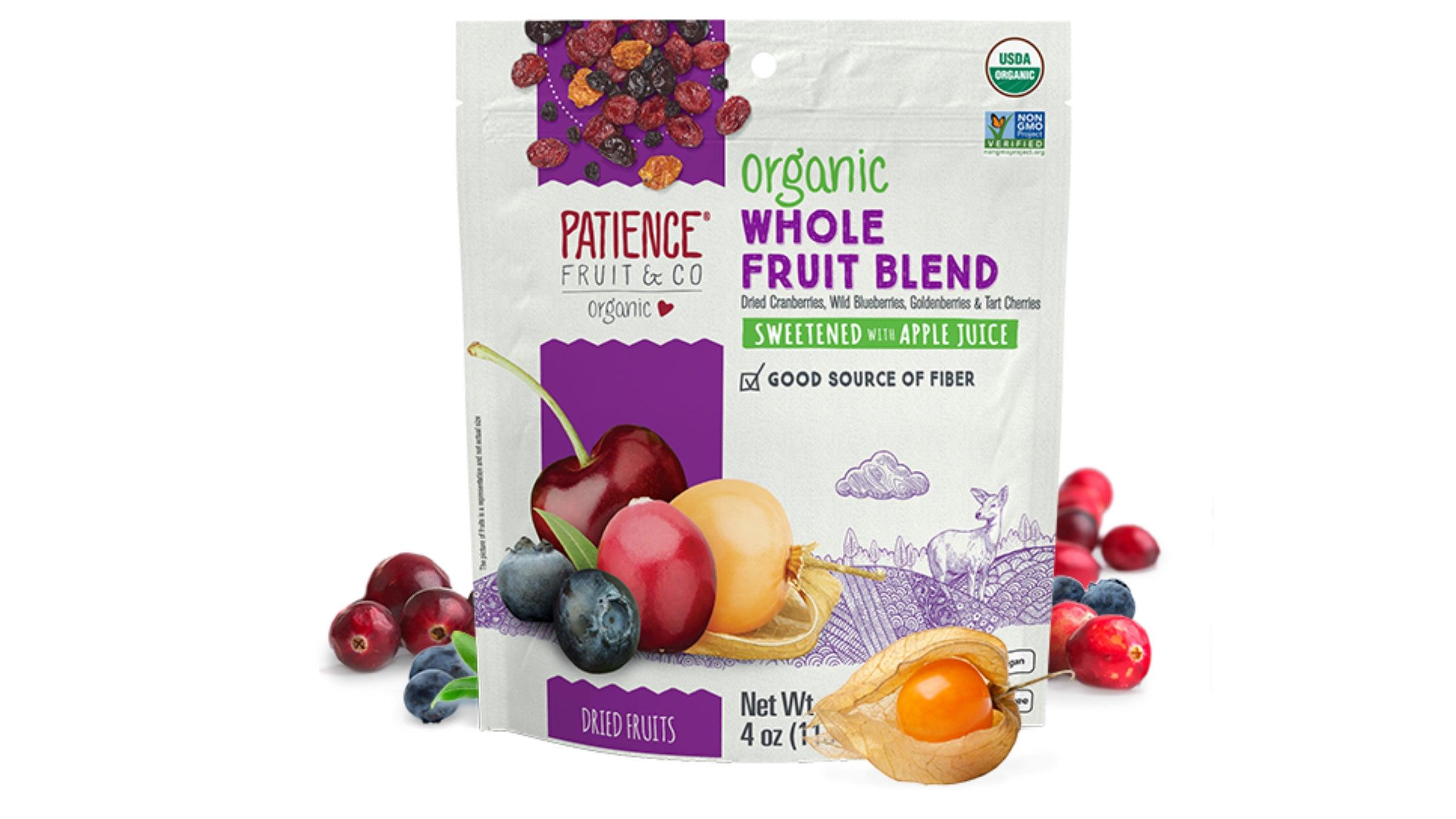 Patience Fruit &Co. Whole Fruit Blend
