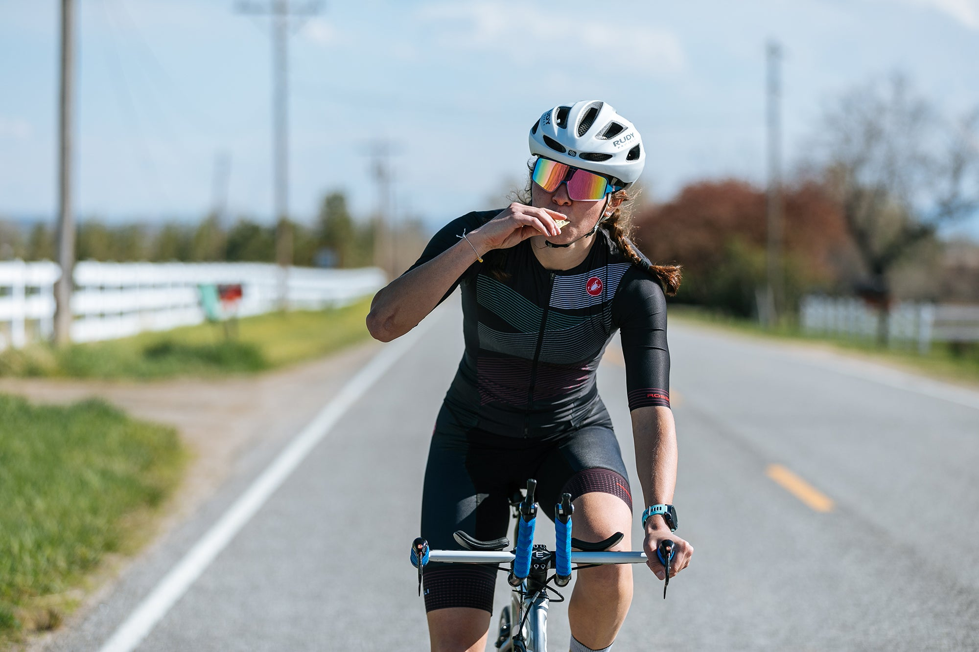 10 Weeks to Your Best 70.3 bike nutrition