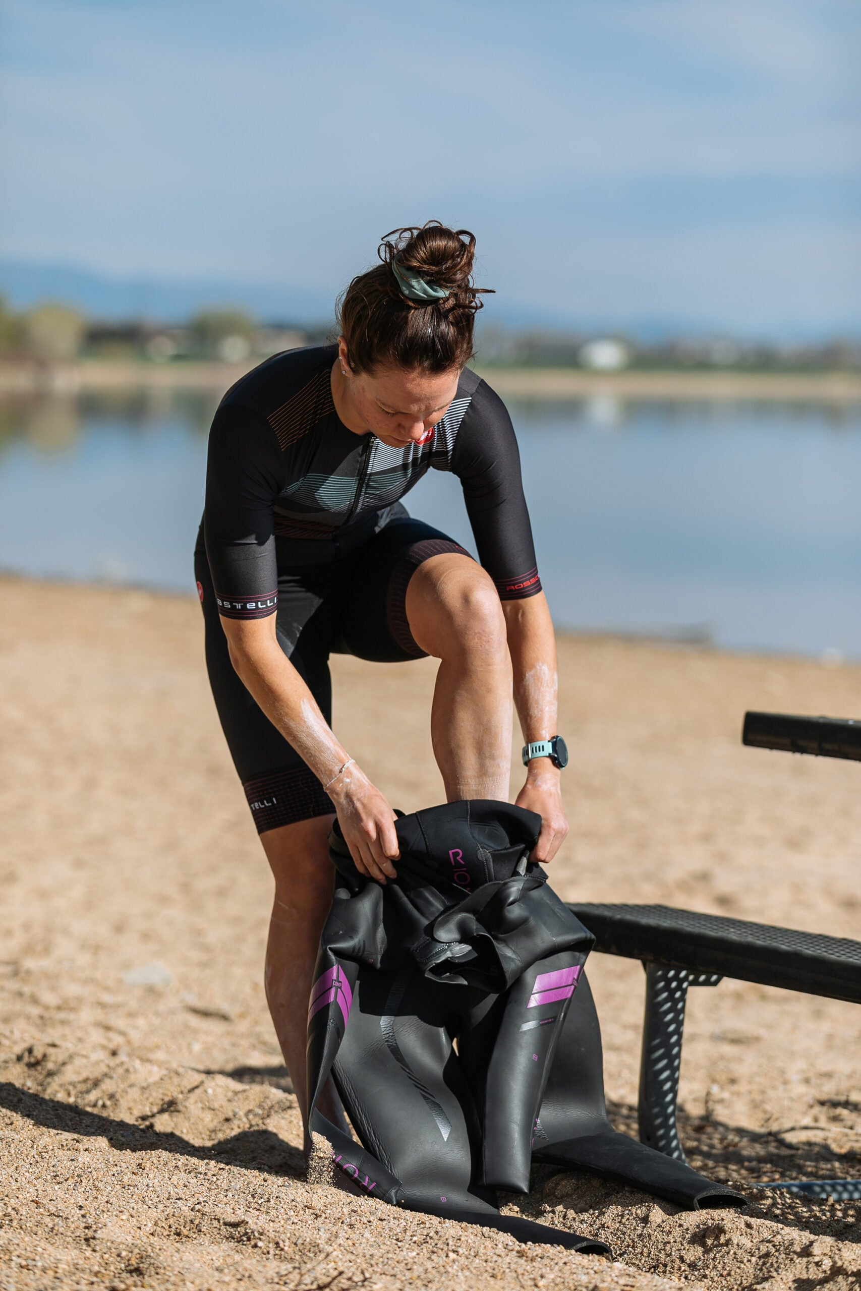 10 Weeks to Your Best 70.3 wetsuit