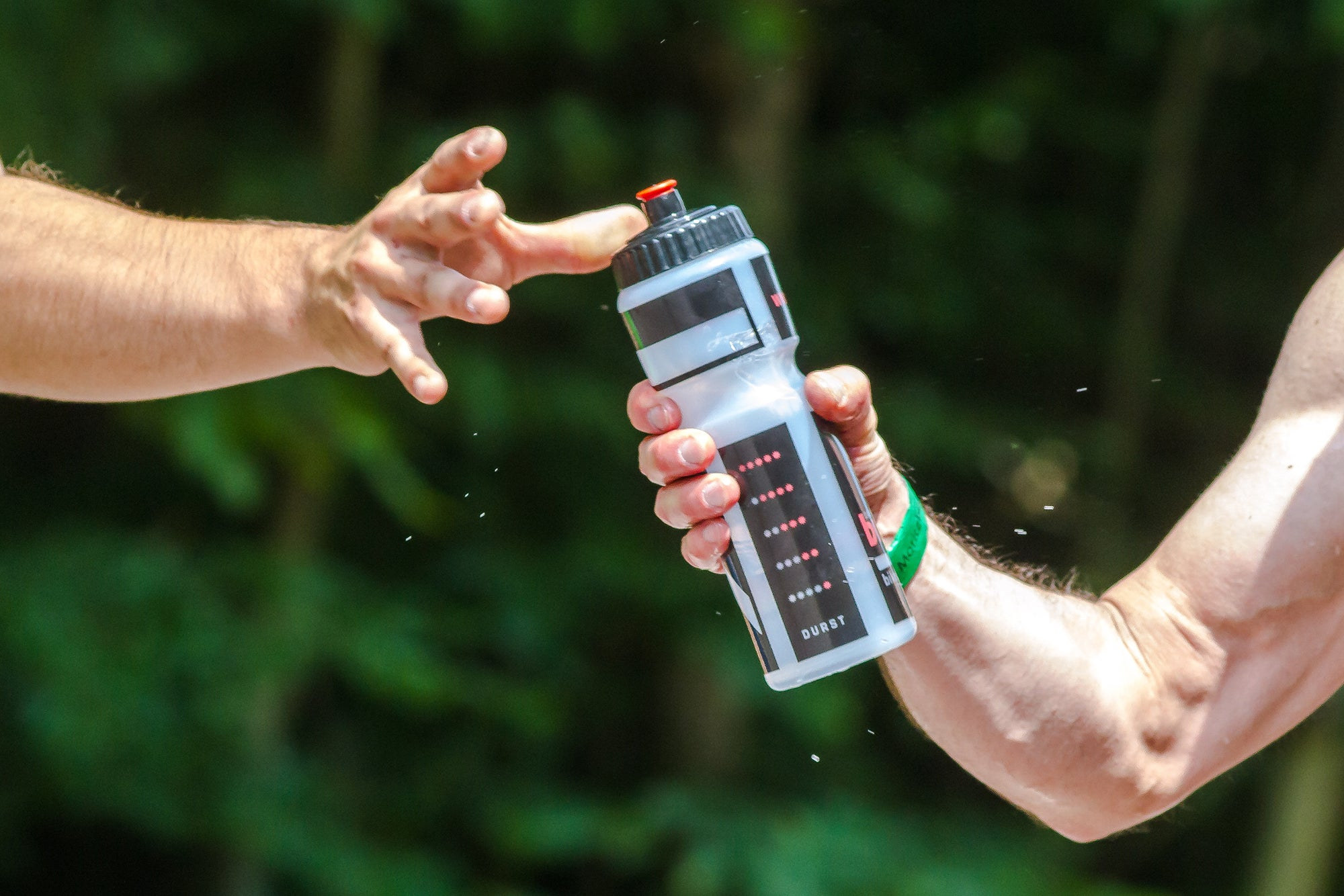 10 Weeks to Your Best 70.3 On-Course Nutrition