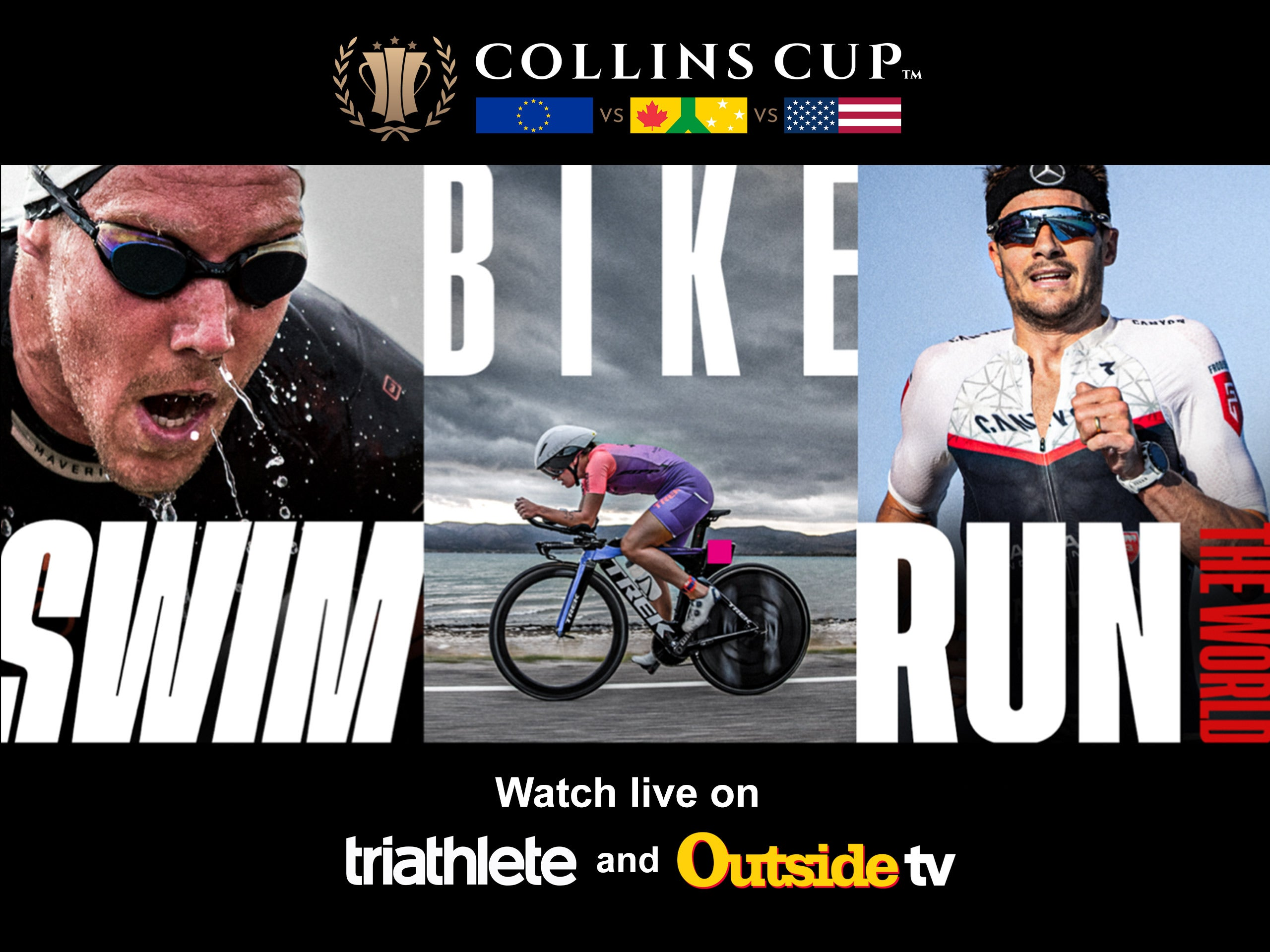 how to watch the collins cup